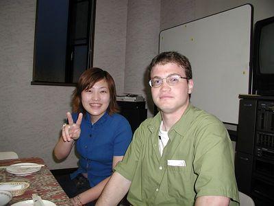 2001/06/23 - Yatsushiro 4 - Karaoke