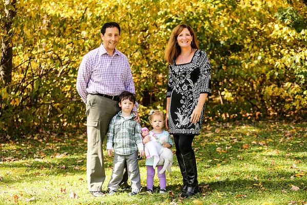 Vaccariello Family Portrait Session
