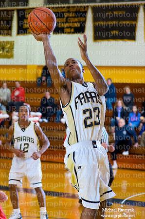 St. Anthony's Vs St Johns, Boys JV Basketball 01.08.10