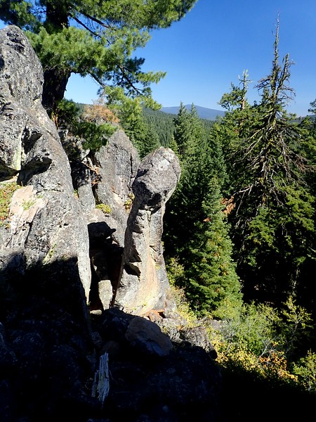 Old Baldy Vulture Rock Oregon