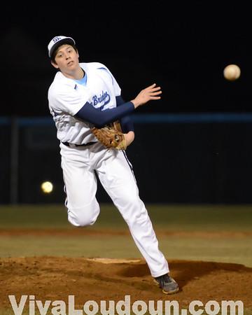 Baseball: McLean at Stone Bridge (Photos by Tom Lighton)
