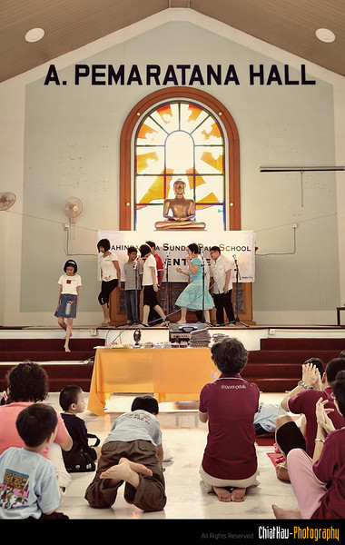 Round of applause for their performance. :D