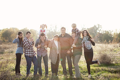 Wetzel Family Shoot