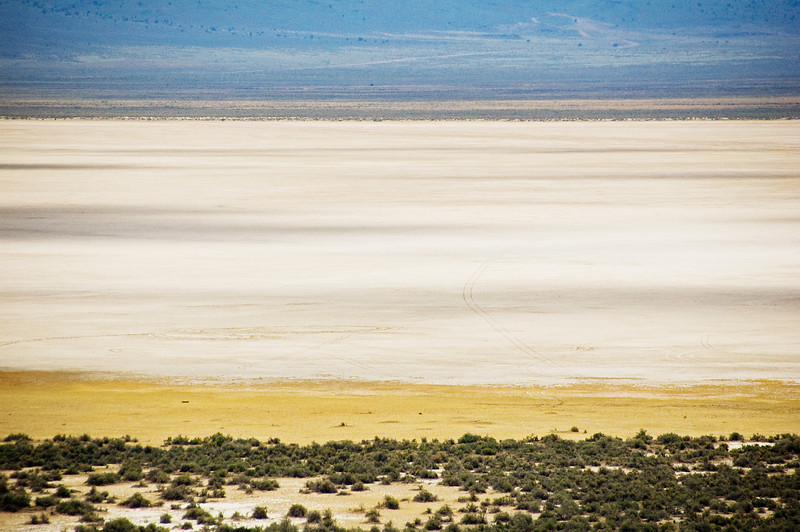 The first true dry lake.  Nevada here I come.