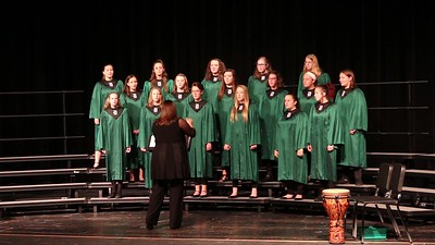 2018-10-17 Fall Choral Concert Video