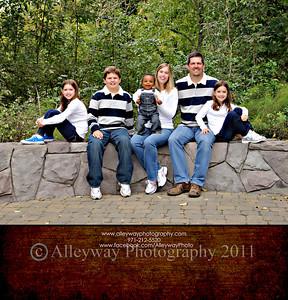 Hall Family Album