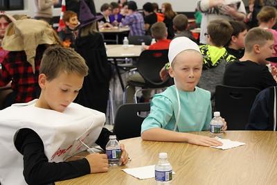 TVMS 5th & 6th Grade Halloween