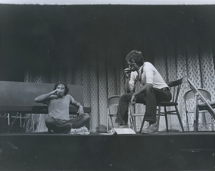 1977 - playwrights acting 'For Peace of Mind'.jpeg