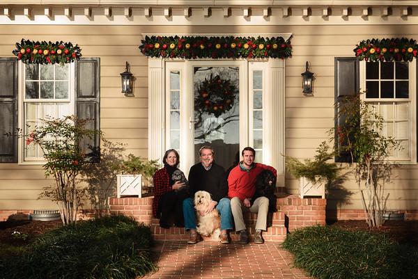 Morgan Family Portraits