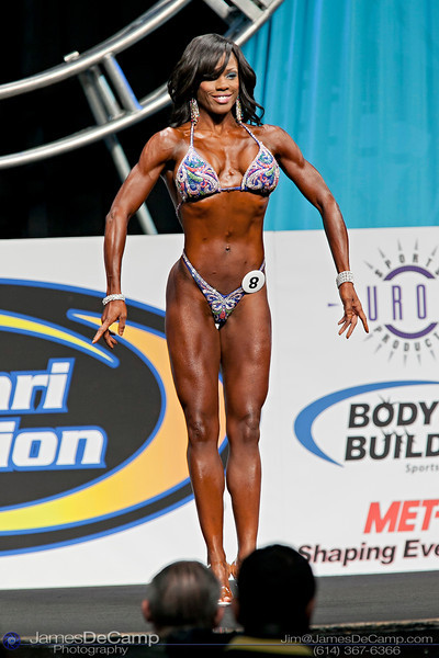 2012 Arnold Classic - Women's Short Masters