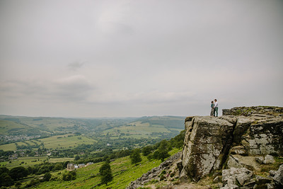 Guy & Maddie engagement shoot
