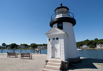 Mystic Seaport Lighthouse, CT