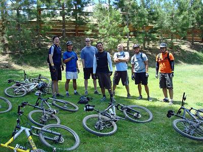 Brian's Big Bear Bike Trip