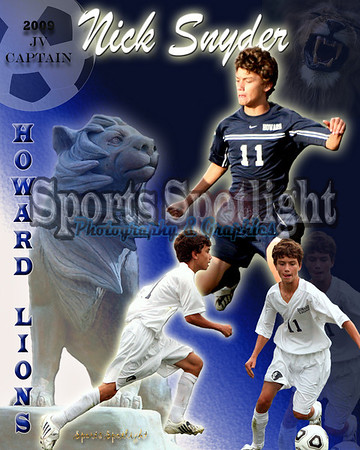 Howard County High School Posters