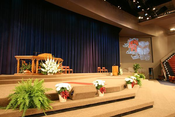 2008 Mansfield Legacy H.S. Graduation