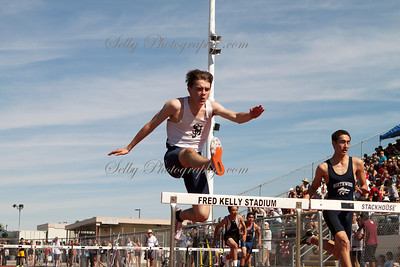 Earl Engman relays Boys