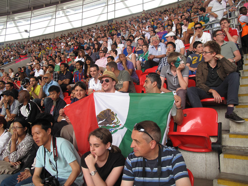 Olympic 2012 Men's Football Final