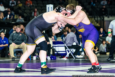 285 - Cassioppi def Isley - Semifinals - 2019 Midlands