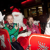 Santa arriving with special Guests. R1549033