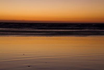 Love this sunset taken at El Porto! Manhattan Beach, CA.