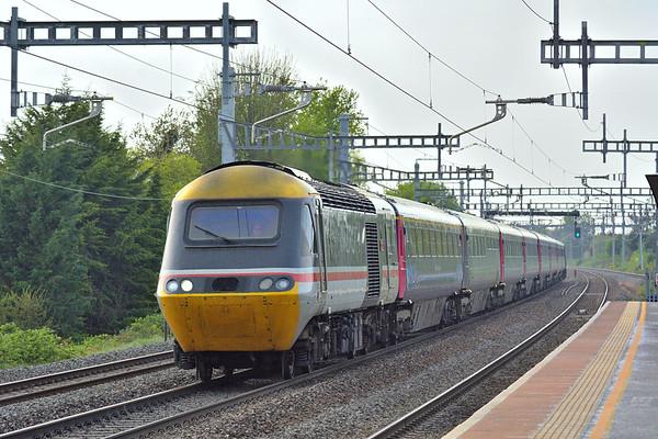 Trains April 2019
