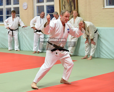 2014 Neil Adams at the Budokwai - 30 June