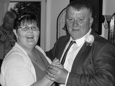 Gill and William Wedding