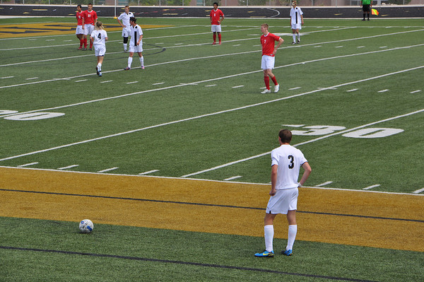 2010 April Soccer playoffs - Brady and Brock
