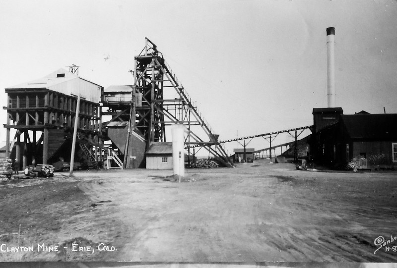 The Clayton Mine
