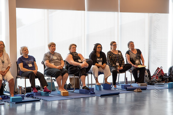 4 Accessible Yoga Workshop