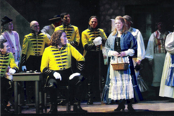 Carmen (Opera Delaware - where it all began)