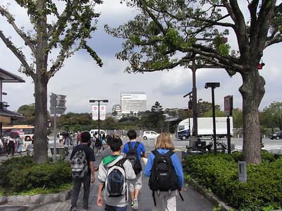 2011 Grade 10 Hiroshima Field Studies