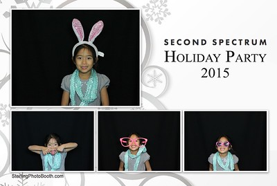 Second Spectrum Holiday Party 2015