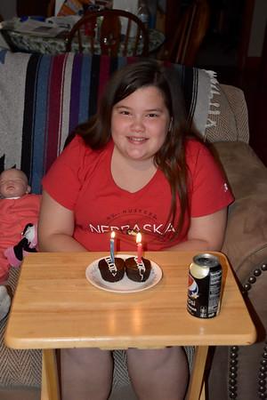 2021-07-24 Preslie's Belated Birthday Celebration