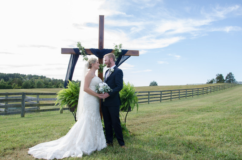 Brittany and Hunter Ashworth Wedding