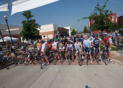 Bike the Bricks 1st Race