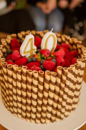 Ashley's  40th Birthday