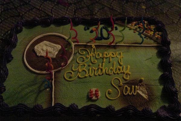 Savi's 10th B-day