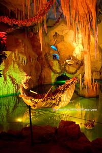 King Ludwig Castle - Lindenhof - Venus Grotto