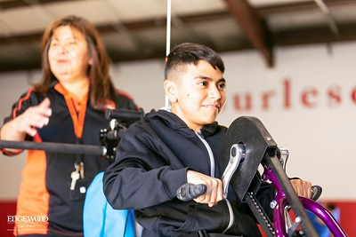 Special Bikes at Burleson Center