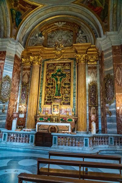 Church of Sant' Ignazio, Rome Italy