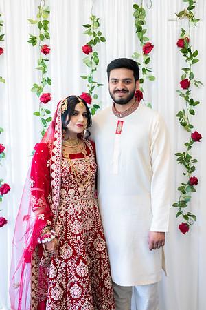 Atiqa & Saad's Wedding