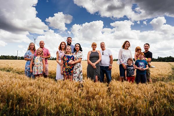 Fowkes Family Portraits 2020
