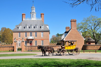 Colonial Williamsburg Field trip 2019