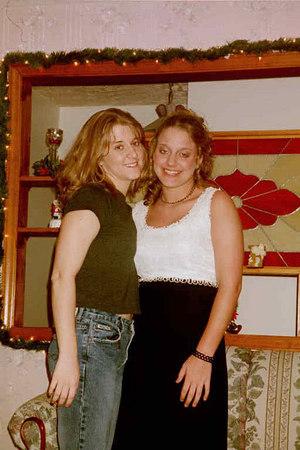 1999 Dec - Emily's Christmas Formal
