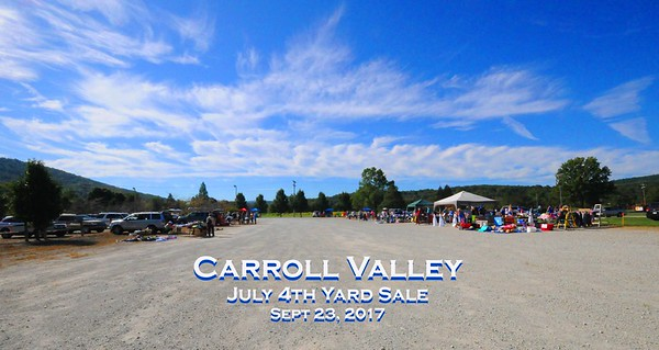 Yard Sale September 2017