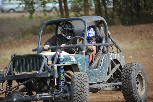 2015 Over Board Jeep Race