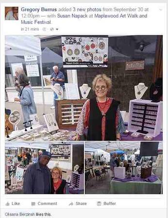 20150927 Maplewood Art Walk and Music Festival
