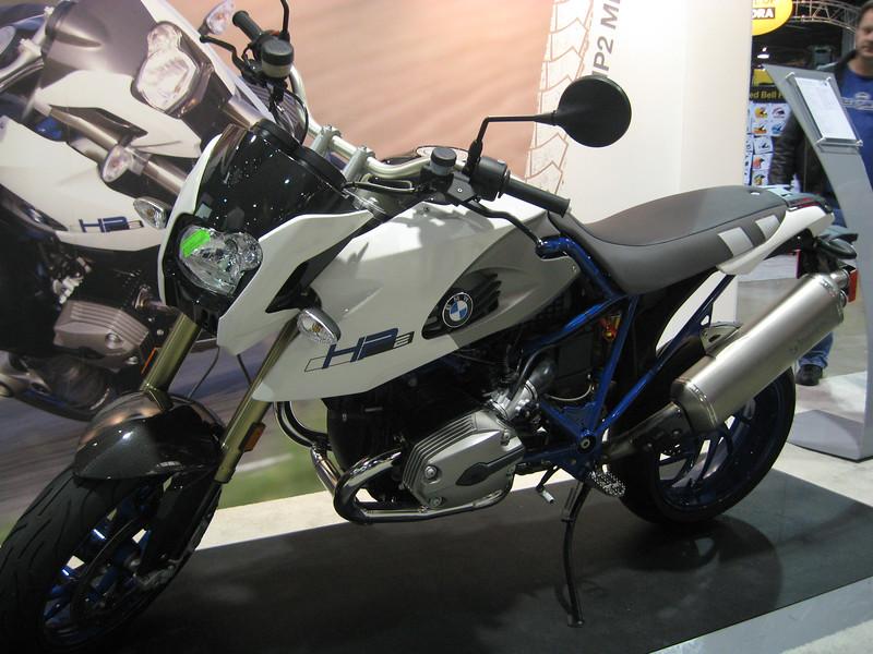 2008 BMW R1200 HP2 Megamoto
