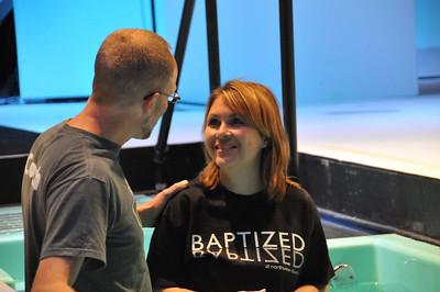 2011-11-05 - Baptism